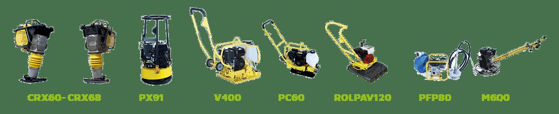 gamme-machines-électriques-paclite-equipment